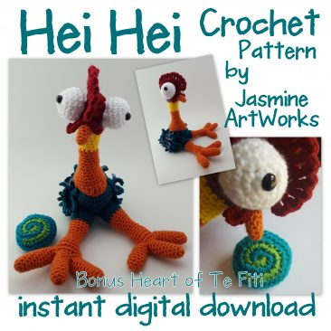 Sidekicks Crochet Patterns.