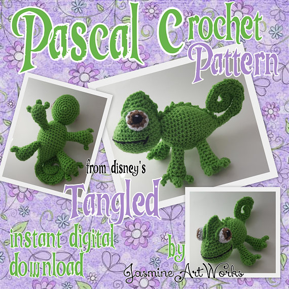 Pascal Chameleon Jasmine Art Works
