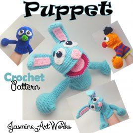 Puppet Crochet Pattern
