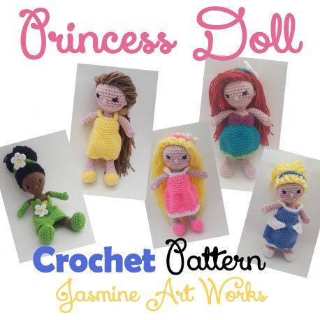 Princess doll ad 1